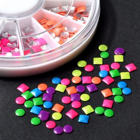3D Nail Art Strass Décoration