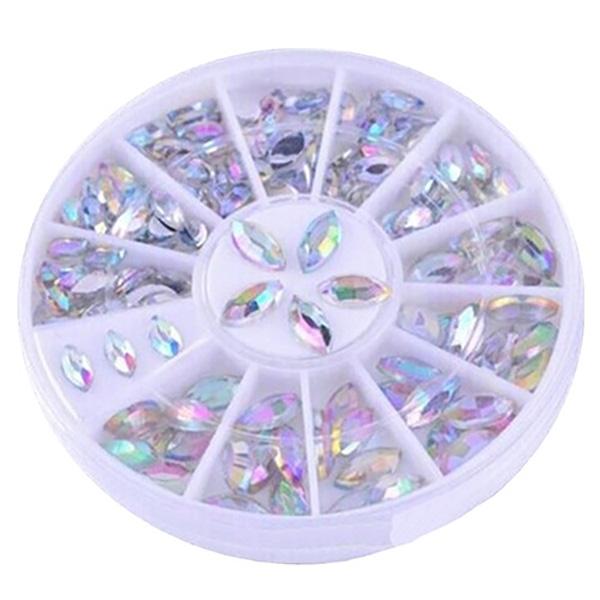 Distributeur de strass Diamant 3D Nail Art