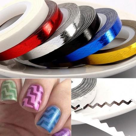 Striping Tapes CHEVRON Nail Art