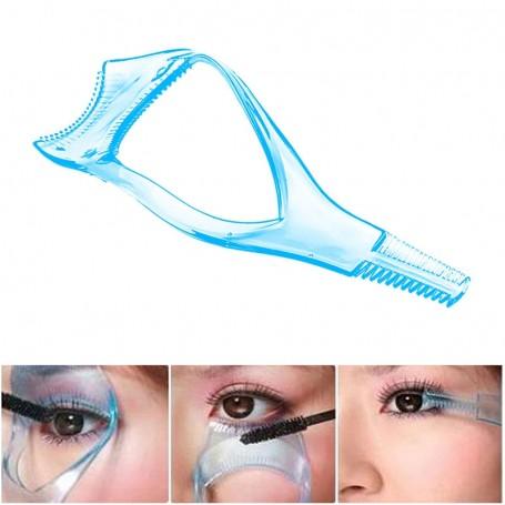 Guide Mascara Applicateur 3 en 1