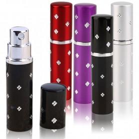 Flacon Vaporisateur Rechargeable pour Parfum 5ml