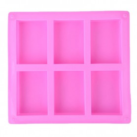 Moule en Silicone Rectangle