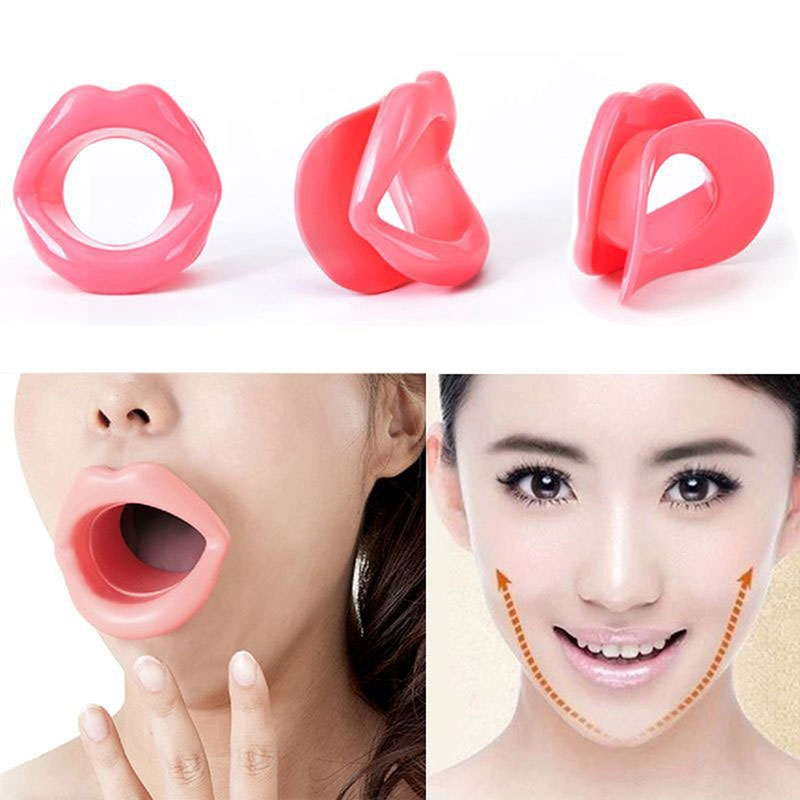 Bouche Silicone Exercice Muscle Visage