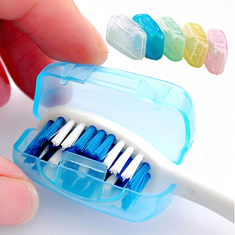 x5 Etuis Brosse à Dents