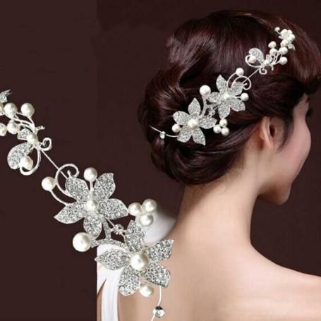 Accessoire coiffure de Mariage