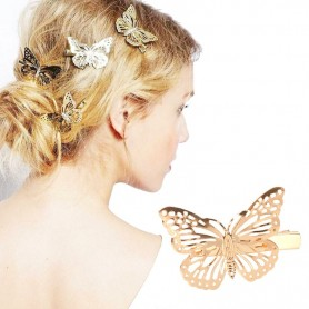 Barrette Papillon