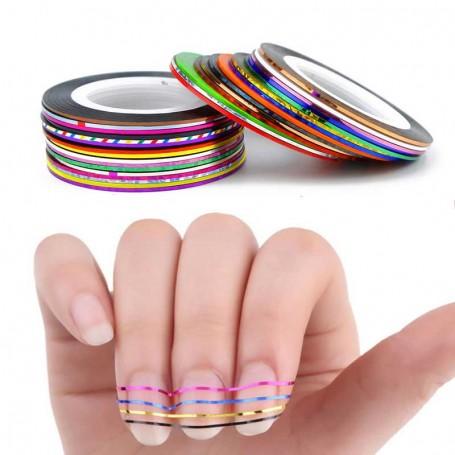 X30 Striping Tapes Nail Art