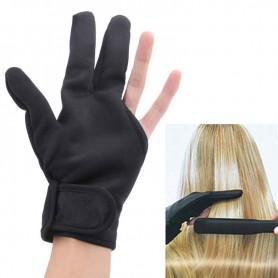 Gant protection lissage 3 doigts haute température