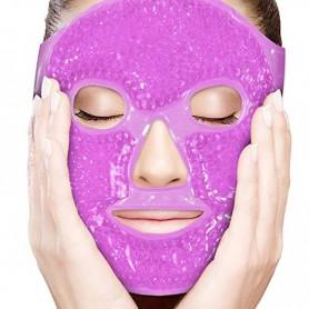 Masque Gel Visage Chaud ou Froid