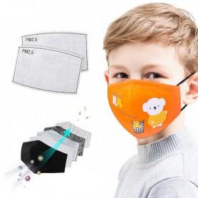 Masque respiratoire pour enfant