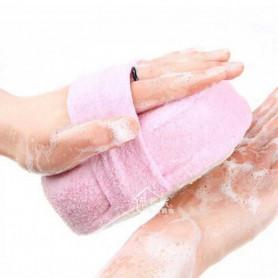 Gant Pad Loofah pour le gommage de la peau