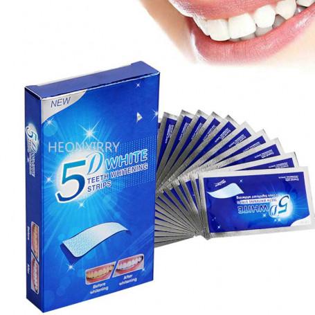 X28 Bandes de blanchiment dentaire