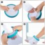 Protection étanche bandage pied cheville