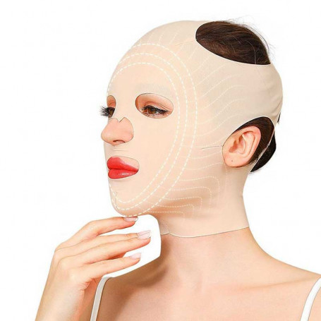 Masque amincissant visage 360 reutilisable