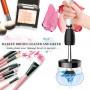 Nettoyeur électrique pour pinceaux de maquillage