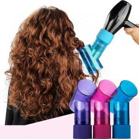 Diffuseur sèche-cheveux bouclés